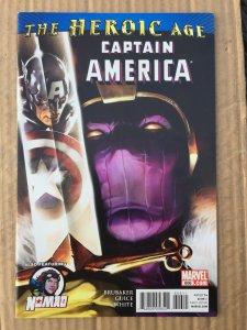 Captain America #606 (2010)