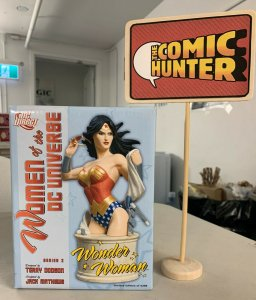 Women of The DC Universe Wonder Woman Series 2 Terry Dodson Limited Edition