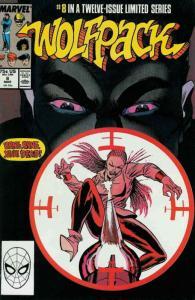 Wolfpack #8 FN; Marvel | save on shipping - details inside