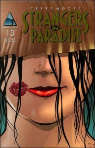 Strangers in Paradise (2nd Series) #13SC VF/NM; Abstract | save on shipping - de