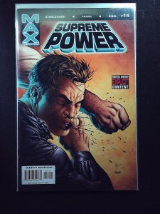 Supreme Power #14 (2005)
