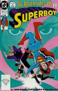Superboy (2nd Series) #15 VG; DC | low grade comic - save on shipping - details