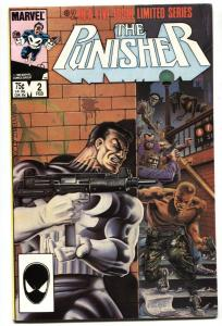 Punisher Limited Series #2 COMIC BOOK First Issue Marvel VF/NM