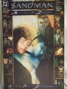Sandman: Master of Dreams #2 VF Unread