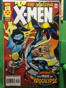 Amazing X-Men #2 Age of Apocalypse