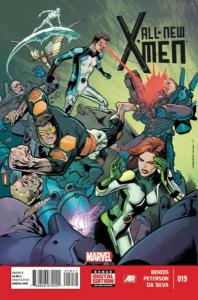 All-New X-Men (2013 series) #19, NM + (Stock photo)
