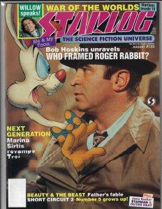 Starlog #133 - 1988