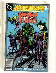Swamp Thing # 50 NM DC Comic Book Alan Moore Justice League Batman Flash WS9
