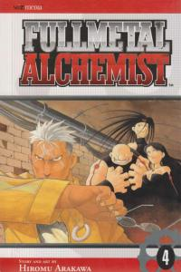 Full Metal Alchemist #4 (3rd) VF/NM; Viz   save on shipping - details inside