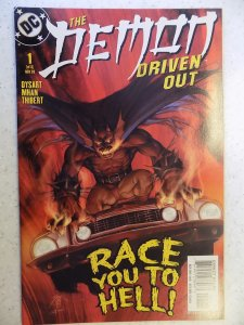 DEMON DRIVEN OUT # 1