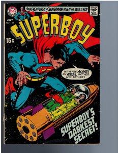 Superboy #158 (1969)