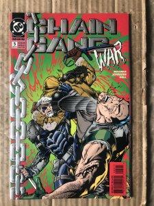Chain Gang War #5 (1993)