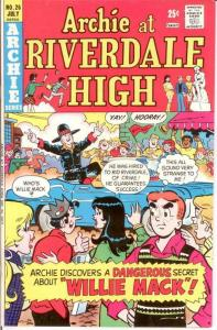 ARCHIE AT RIVERDALE HIGH (1972-1987)26 VF-NM COMICS BOOK