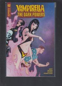 Vampirella Dark Powers #2 Cover A