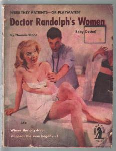 Intimate Novel #21 1952-Dr Randolph's Women-Thomas Stoner-G/VG