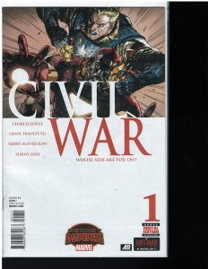 Civil War #1 (Marvel, 2015) NM