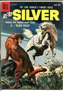 Lone Rangers Famous Horse Hi-Yo Silver-#30 1959-Dell-painted cover-FN-