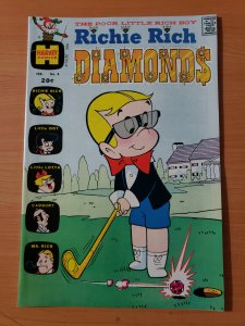 Richie Rich Diamonds #4 (1973)