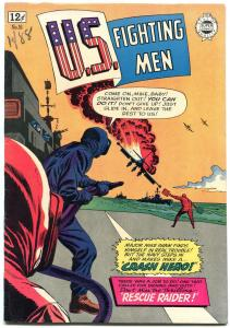 U.S. Fighting Men #16 1964- Super Golden Age Reprint VF