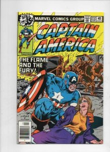 CAPTAIN AMERICA #232, VF/NM, Flame and Fury 1968 1979, more CA in store