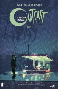 Outcast (Image) #8 FN; Image | save on shipping - details inside