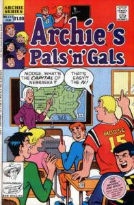 Archie's Pals 'N' Gals #212, NM (Stock photo)