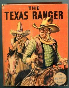 The Texas Ranger Big Little Book #1135 1936 F/VF