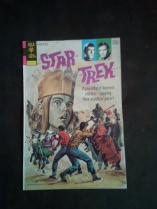 Star Trek #23 Gold Key 1974