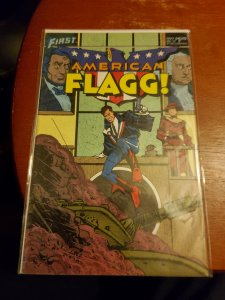 American Flagg! #14 (1984)