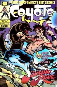 Coyote #12 (1985)