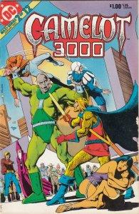 Camelot 3000 #2 (1983)