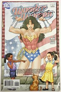WONDER WOMAN#25  VF 2008 DC COMICS