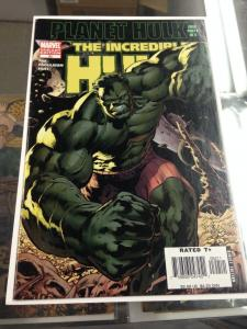 Incredible Hulk Vol.3  92 VF/NM 2nd Print 1st WW Hulk Armor