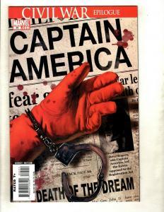 10 Captain America Marvel Comics # 25 26 27 28 29 30 31 32 33 34 GK9