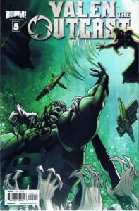 Valen the Outcast #5B VF/NM; Boom! | save on shipping - details inside