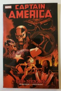Captain America: Red Menace Vol.2 TPB Soft Cover GN Marvel Comics VF/NM