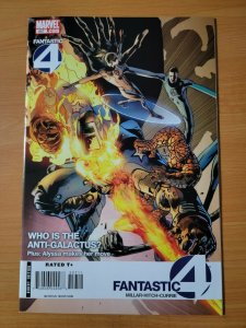 Fantastic Four #557 ~ NEAR MINT NM ~ 2008 Marvel Comics