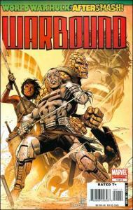 Marvel WORLD WAR HULK AFTERSMASH: WARBOUND #1 VF/NM