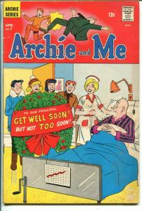 Archie and Me #3 1966-Betty-Veronica-FR/GOOD