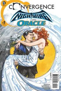 Convergence Nightwing/Oracle #2, NM + (Stock photo)