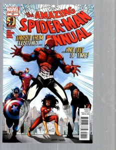12 Comics Spider-Man ANN 39 1 698 Capt. America & Buck 626 Exiled 1 + more J448