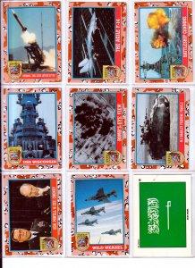 Desert Storm Series 2 Trading Cards
