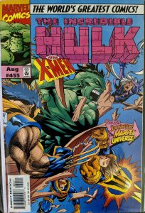 The Incredible Hulk #455 (1997)