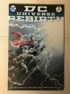 DC Universe Rebirth #1 - Three Jokers Cameo
