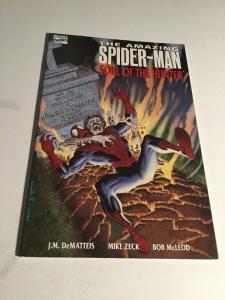 Amazing Spider-Man Soul Of The Hunter Nm Near Mint Marvel Comics