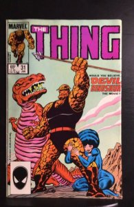 The Thing #31 (1986)