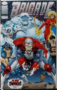 Brigade #1 (1993) NM-