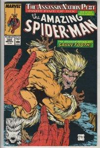 Amazing Spider-Man #324 (Nov-89) NM- High-Grade Spider-Man