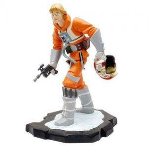 Luke Skywalker X-Wing Maquette by Gentle Giant
