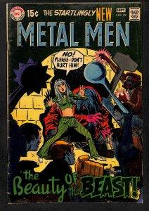 Metal Men #39 (1969)